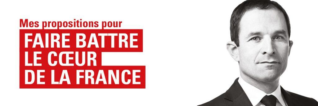Mon choix pour les primaires: Benoit Hamon