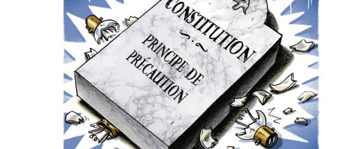 Élisa : à quand l'application du principe de précaution ?